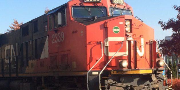 Le BST suggère de réduire la vitesse des trains de marchandises