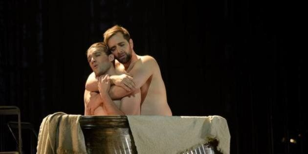 «Les Feluettes»: Certains abonnés de l'Opéra de Montréal refusent de voir un opéra