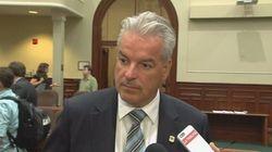 Le maire de Sherbrooke sous la loupe de la Commission sur l'accès à