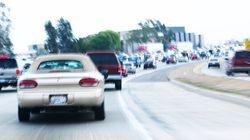 Des bouchons importants ralentissent le trafic sur la