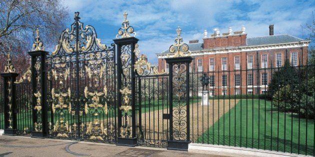 Kensington Palace, 17th-18th century, former royal residence, London, England, United