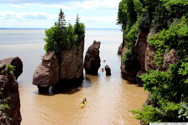 Les aventures canadiennes incontournables à vivre une fois dans sa