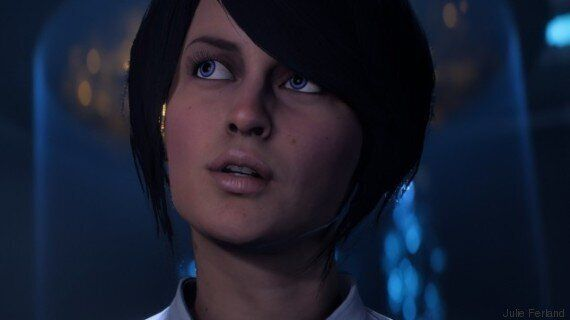 Une Québécoise devient le visage d'une héroïne du jeu vidéo Mass Effect