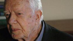 Jimmy Carter voit une résurgence de racisme en