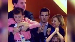 Le cadet Manning était-il déçu ou content pour son grand