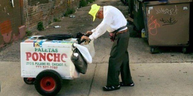 La photo de Fedencio Sanchez, ce vieil homme forcé à travailler pour survivre a ému les internautes