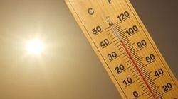 Des températures estivales au-dessus de la