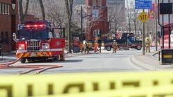 Panne d'électricité au centre-ville à la suite d'une fuite de