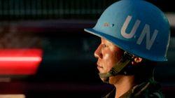 L'ONU prône la fin de la mission de Casques bleus en