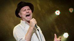 Le chanteur de Tragically Hip atteint d'un cancer en phase