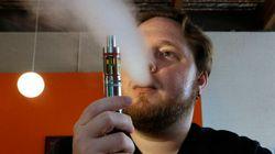 La cigarette électronique pourrait aider à arrêter de