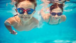 La piscine de la