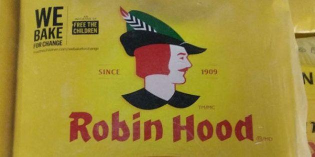 Cas d'infection à E.coli: la farine Robin Hood a été distribuée à l'échelle du