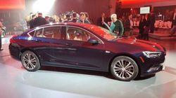 La Buick Regal 2018 Sportback dévoilée