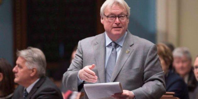 Gaétan Barrette accuse une députée fédérale de s'adonner au «Québec