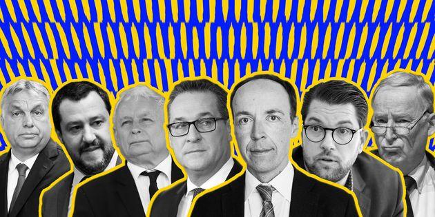 Radiografía de la ultraderecha en Europa: así es el club al que ahora se suma