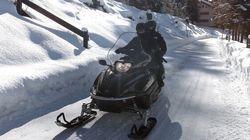 Blocage des sentiers de motoneige: Québec