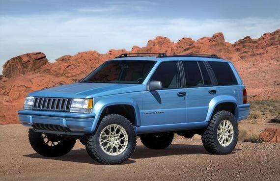 Un V8 HEMI dans un Jeep Wrangler? Voici le Jeep