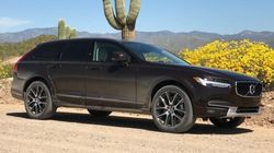 Volvo V90 Cross Country 2017 : le hors route haut de