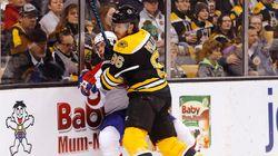 Les Bruins signent un troisième gain de suite en blanchissant le