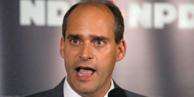 Course à la direction du NPD: Guy Caron confirmera s'il se porte candidat avant la fin