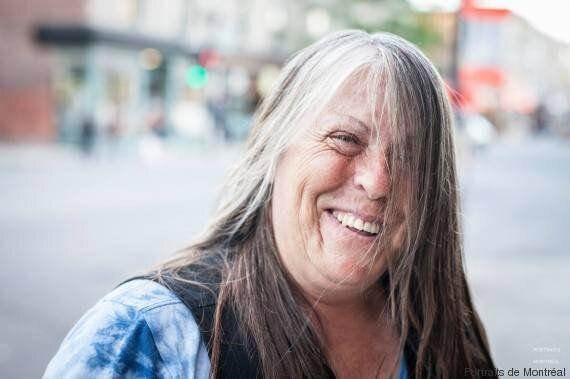 Portraits de Montréal: un livre sur les