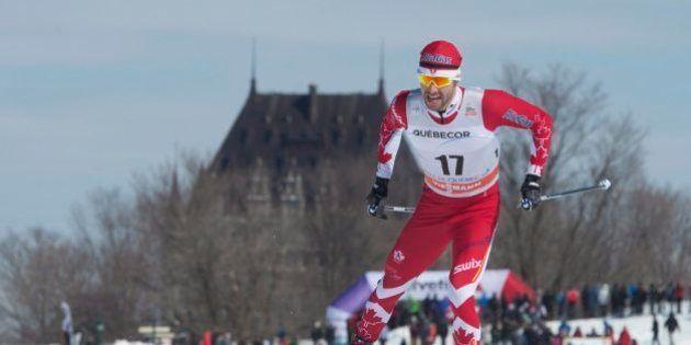Ski de fond: Alex Harvey triomphe du sprint libre à la Coupe du monde de
