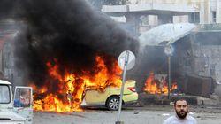 L'EI frappe en Syrie : 148