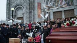 Funérailles de la famille Carrier : L'événement en