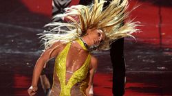 Britney Spears dévoile un sein sur