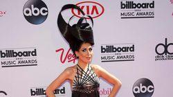 Les looks les plus déjantés du tapis rouge des Billboard Music Awards