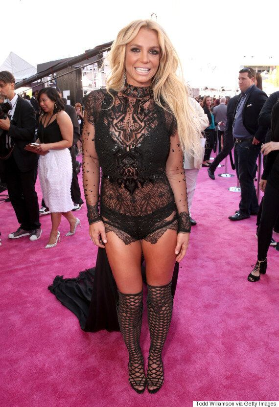Les looks très, très osés de Britney Spears aux Billboard Music Awards