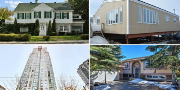 Quel Type De Maison Peut On Acheter Au Canada Avec 500 000