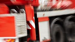 Un incendie dans une résidence force l'évacuation de 30 locataires