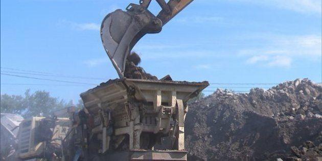 Bruit et poussière excessifs en raison des travaux sur l'échangeur