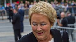 Pauline Marois défend l'action de son gouvernement sur