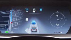 Autopilot 8.0 : Tesla met à jour son pilotage
