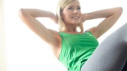 Challenge abdos: 5 minutes d'abdominaux à la