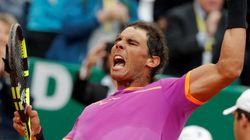 Nadal signe un 10e triomphe au Masters de Monte
