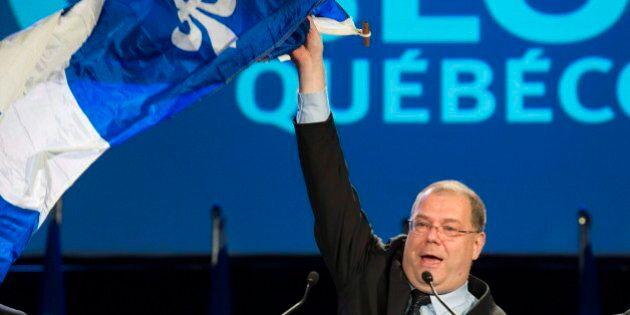 Le président du Bloc, Mario Beaulieu, recevra le prix Louis-Joseph