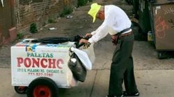 Un don de 160 000$ pour qu'un marchand de glaces de 89 ans cesse de