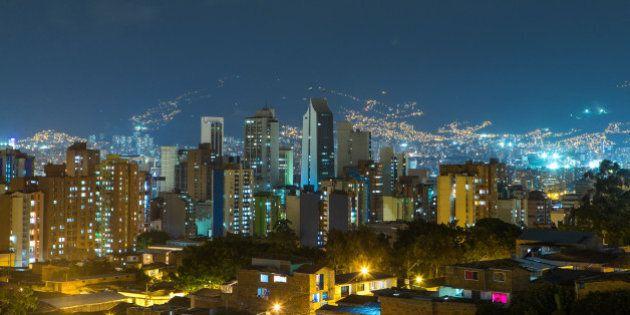 Le nouveau visage de Medellín (que vous ne verrez pas dans