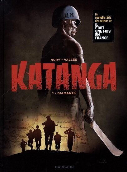Katanga: Les diamants de