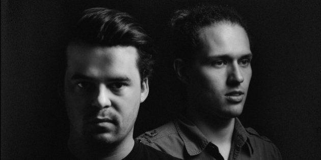 EXCLUSIF - «Textures», le nouvel EP du talentueux duo