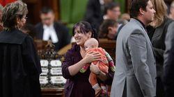 Une députée du NPD donne naissance à une deuxième