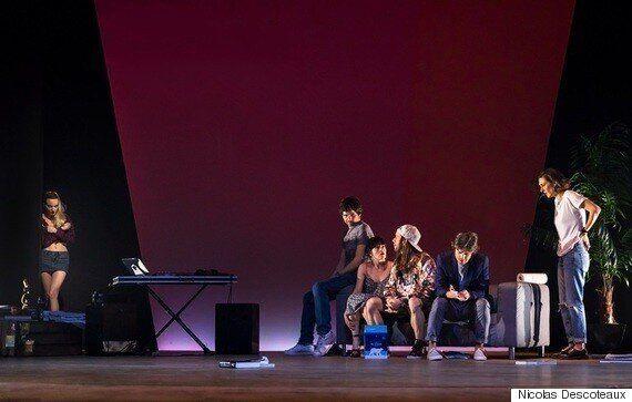 «Toccate et fugue» disharmonique au Centre du théâtre