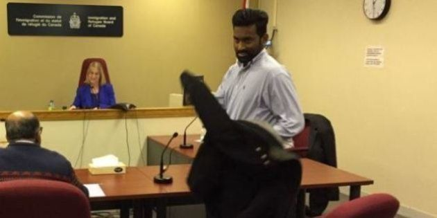 Le DPCP veut empêcher l'expulsion au Sri Lanka du meurtrier allégué Sivaloganathan