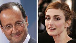 Julie Gayet évoque sa relation avec François Hollande pour la première