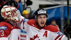 Le Canada atteint la finale du championnat du monde de