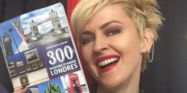 300 raisons d'aimer Londres selon Geneviève